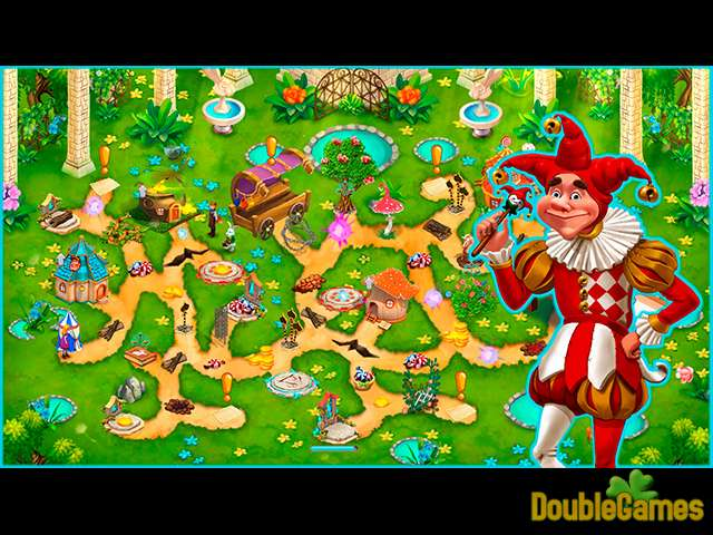 Free Download Alice's Wonderland 3: Shackles of Time Collector's Edition Screenshot 3