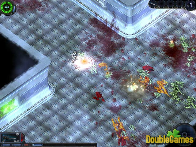 Free Download Alien Shooter: Revisited Screenshot 1