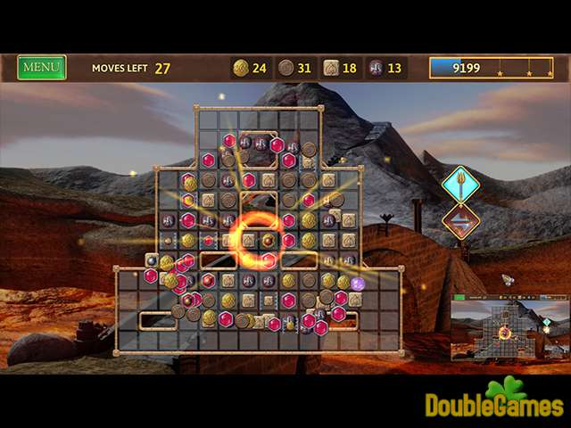 Free Download Angkor: Runefall Screenshot 1