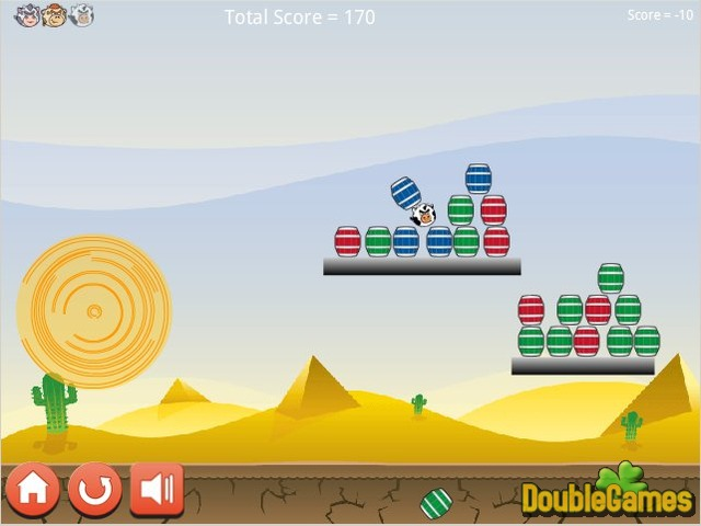 Free Download Angry Cows Screenshot 3