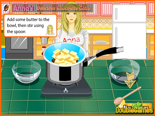 Free Download Anna's Delicious Chocolate Cake Screenshot 2