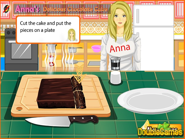 Free Download Anna's Delicious Chocolate Cake Screenshot 3
