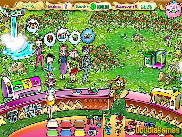 Free Download Anna's Ice Cream Screenshot 2