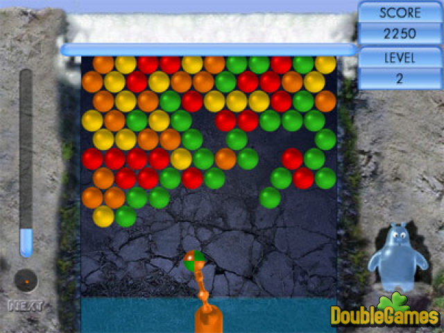 Free Download Aqua Bubble Screenshot 3