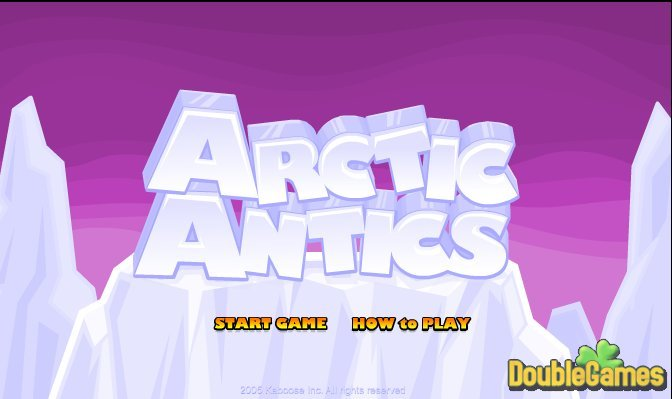 Free Download Arctic Antics Screenshot 1