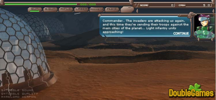 Free Download Army of Destruction Screenshot 3