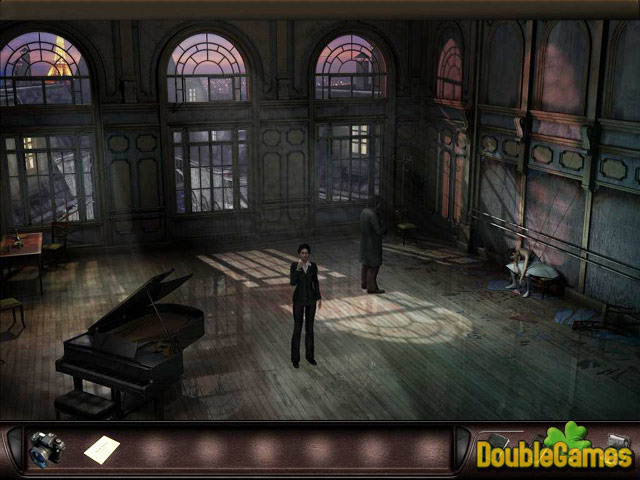 Free Download Art of Murder: The Hunt for the Puppeteer Screenshot 1