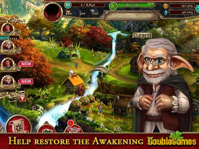 Free Download Awakening Kingdoms Screenshot 1