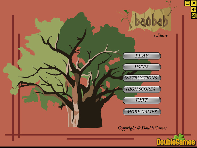 Free Download Baobab Solitaire Screenshot 2