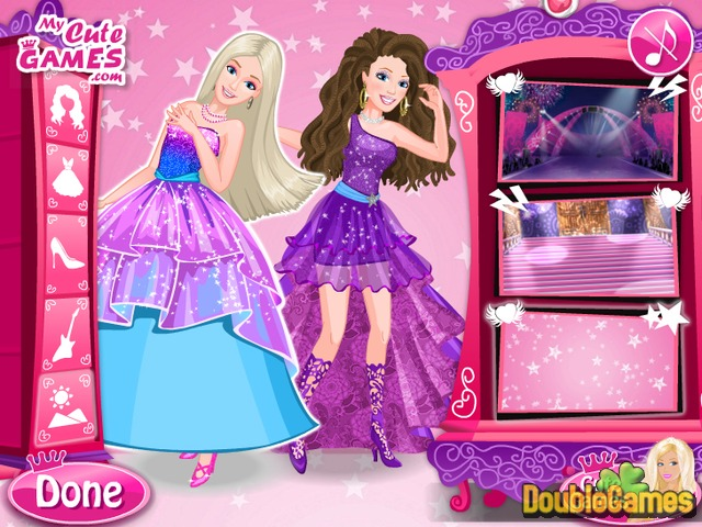 Free Download Barbie Princess and Pop-Star Screenshot 2