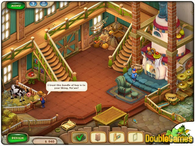Free Download Barn Yarn & Mystery of Mortlake Mansion Double Pack Screenshot 3