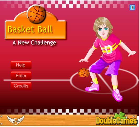 Free Download Basket Ball. A New Challenge Screenshot 1