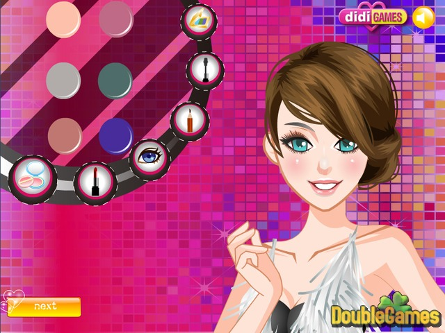 Free Download Beauty Contest Dressup Screenshot 1