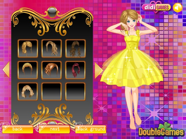 Free Download Beauty Contest Dressup Screenshot 2
