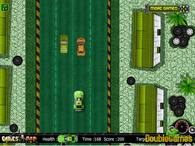 Free Download Ben 10: Chase Down 2 Screenshot 1