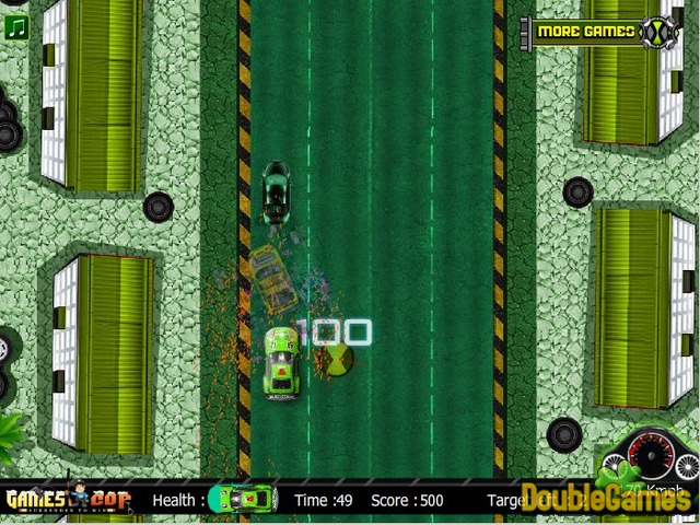 Free Download Ben 10: Chase Down 2 Screenshot 2
