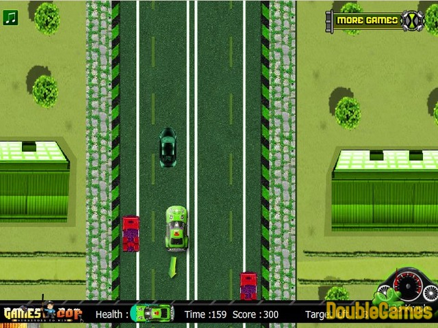 Free Download Ben 10: Chase Down 2 Screenshot 3