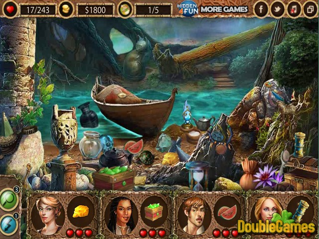 Free Download Bermudas Secret Screenshot 3