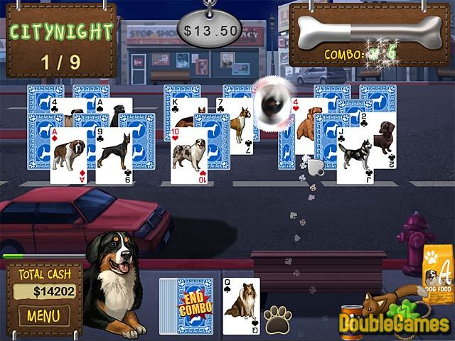 Screenshot descargo de Best in Show Solitaire 1