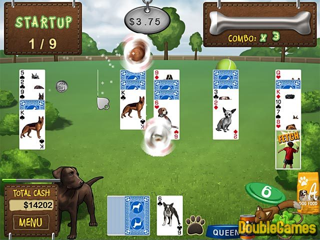 Screenshot descargo de Best in Show Solitaire 2