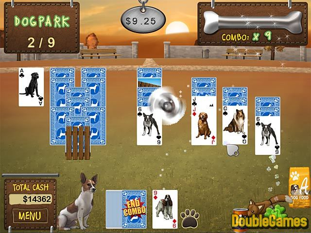 Screenshot descargo de Best in Show Solitaire 3