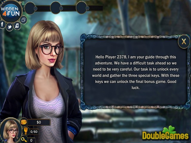 Free Download Bewitched Dream Screenshot 1