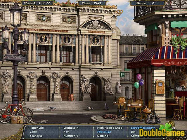 Free Download Big City Adventure: Paris Screenshot 1