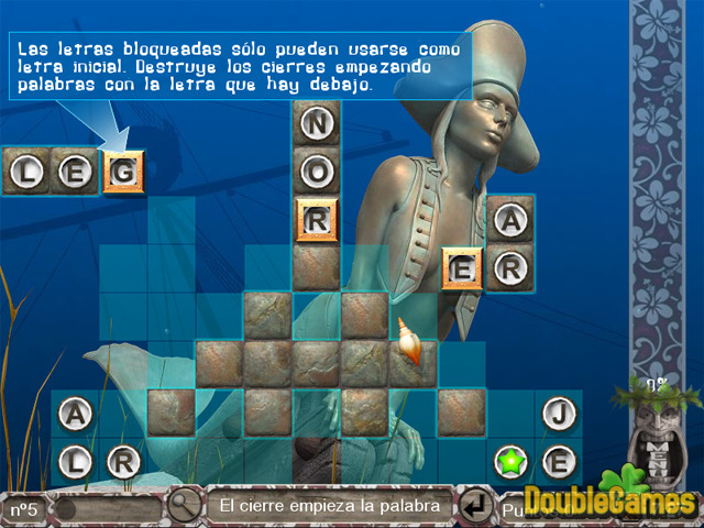 Free Download Big Kahuna Words Screenshot 2