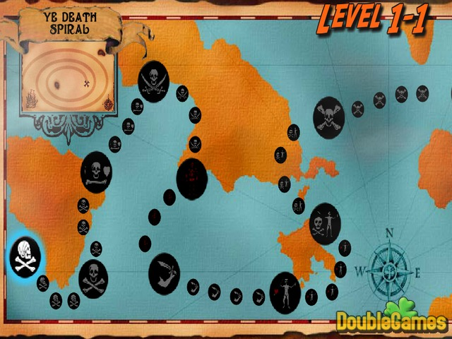 Free Download Blackbeard's Island Screenshot 3