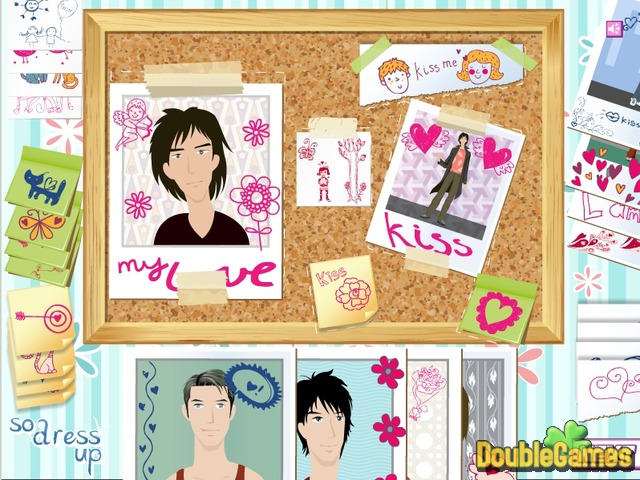 Screenshot descargo de Blackboard of Love 1