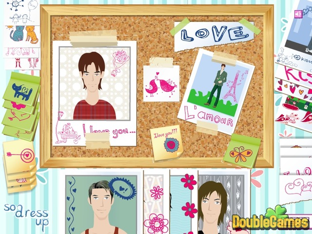 Screenshot descargo de Blackboard of Love 3