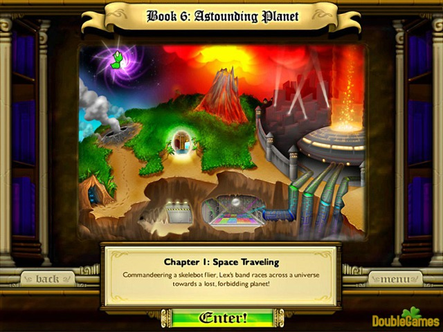 Free Download Bookworm Adventures: Astounding Planet Screenshot 3