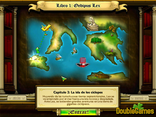 Free Download Bookworm Adventures Screenshot 2