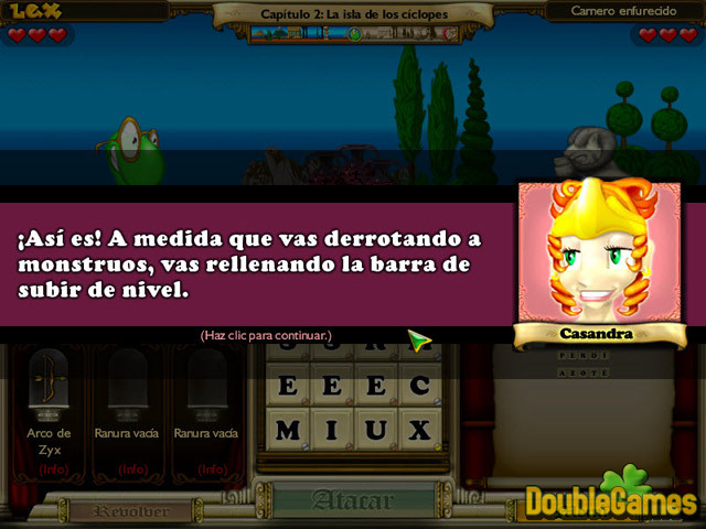 Free Download Bookworm Adventures Screenshot 3