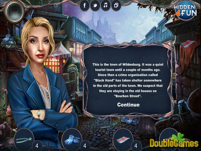 Free Download Bourbon Street Crime Screenshot 1