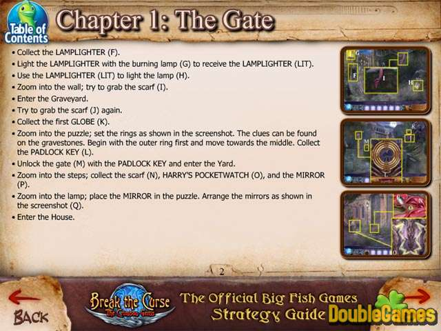 Free Download Break the Curse: The Crimson Gems Strategy Guide Screenshot 1