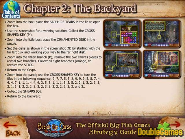 Free Download Break the Curse: The Crimson Gems Strategy Guide Screenshot 2