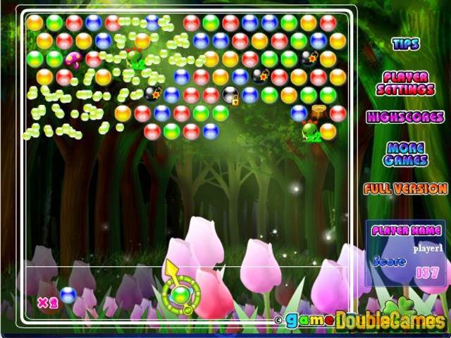 Screenshot descargo de Bubble Elements: Earth 1