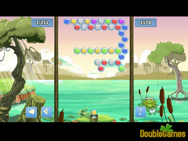 Free Download Bubble Shooter Adventures Screenshot 1