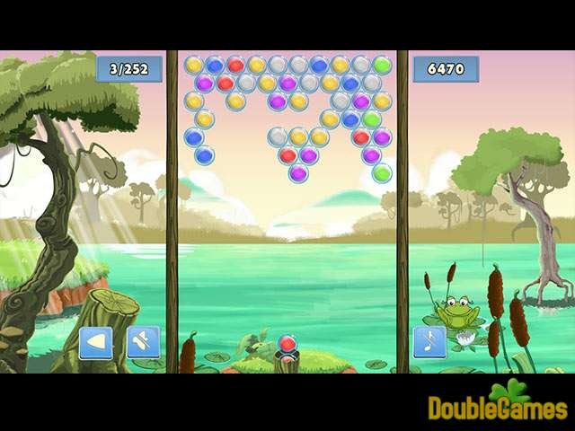 Free Download Bubble Shooter Adventures Screenshot 2