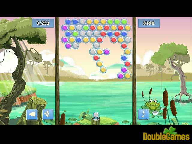 Free Download Bubble Shooter Adventures Screenshot 3