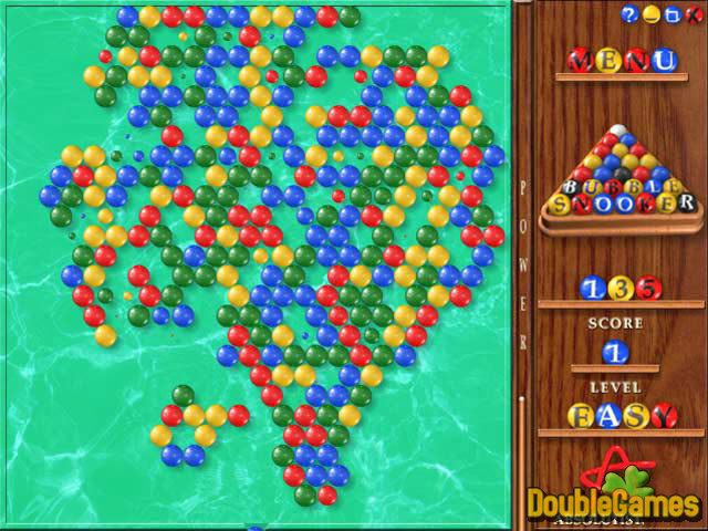 Free Download Bubble Snooker Screenshot 2