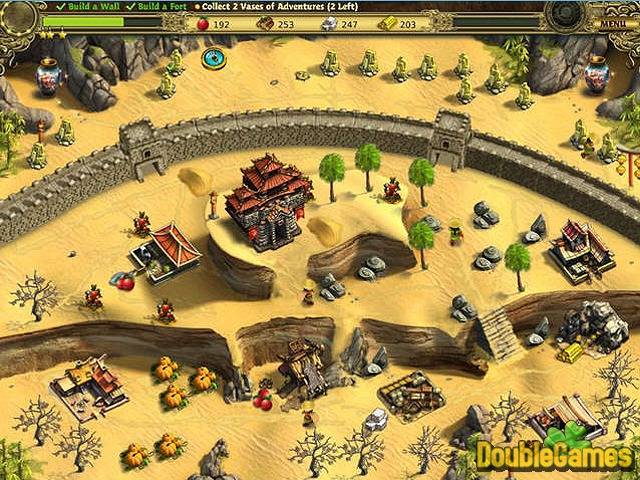 Free Download Building The Great Wall Of China Collector's Edition Screenshot 1