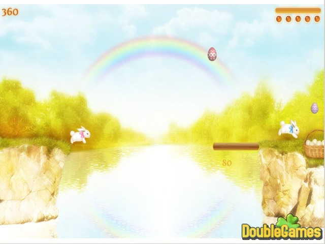 Free Download Bunnies and Eggs Screenshot 1