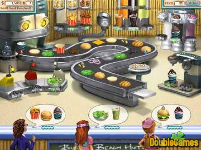 Screenshot descargo de Burger Shop Double Pack 2