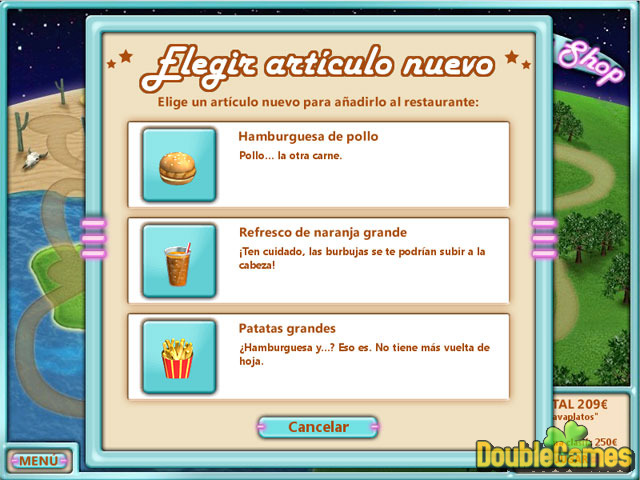 Free Download Burger Shop Screenshot 2