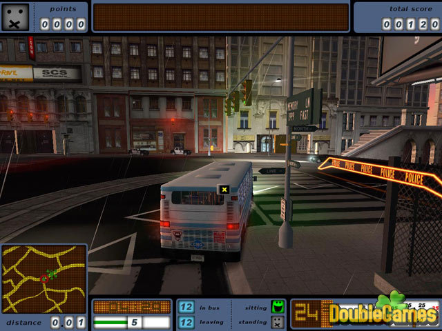 Screenshot descargo de Bus Driver 1