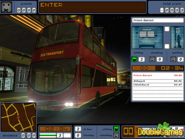 Screenshot descargo de Bus Driver 2