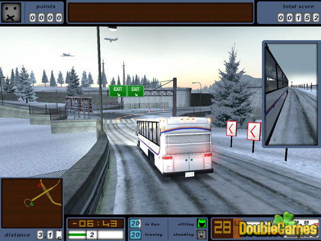 Screenshot descargo de Bus Driver 3
