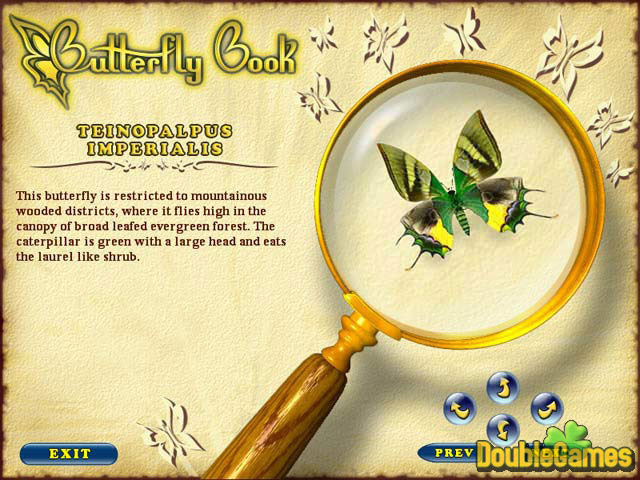 Free Download Butterfly Escape Screenshot 3